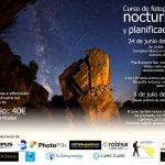 Curso de fotografía nocturna y planificación 2017