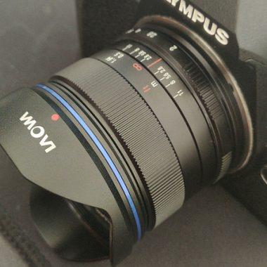 Test Laowa 7.5mm f2 con Olympus OM-D E-M5II